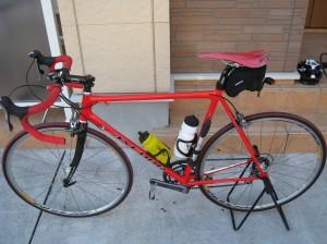 My road bike.