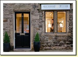 Saunders & Pughe Shop ....... Nice!